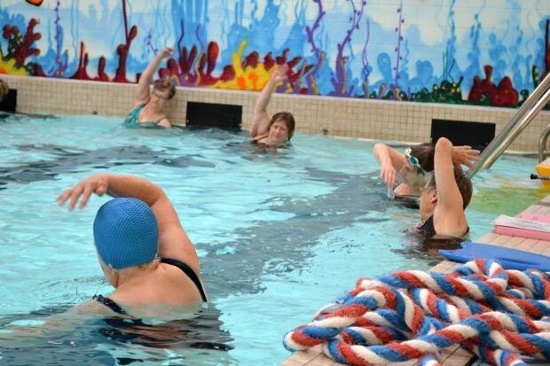 Gander swimming pool
