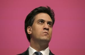 BRITAIN-ELECTION opposition Labour Party leader Ed Miliband April 4 2015