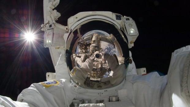 Abigail's hero is retired Canadian astronaut, Commander Chris Hadfield.