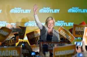 Alberta Election-Rachel Notley