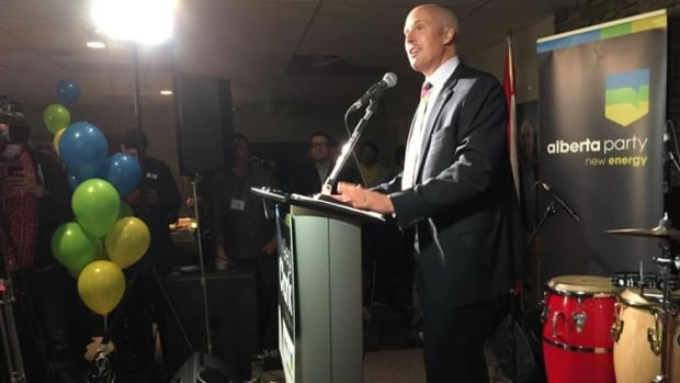 Alberta Party Leader Greg Clark lost to former education minister Gordon Dirks in a byelection last fall but took the win in a rematch Tuesday.