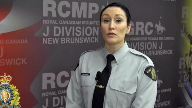 Cpl. Jullie Rogers-Marsh says every death on the road is a tragedy.