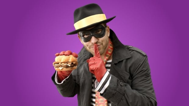 "The new Hamburglar doesn't look like he'd say ""robble robble"" like his previous incarnation."
