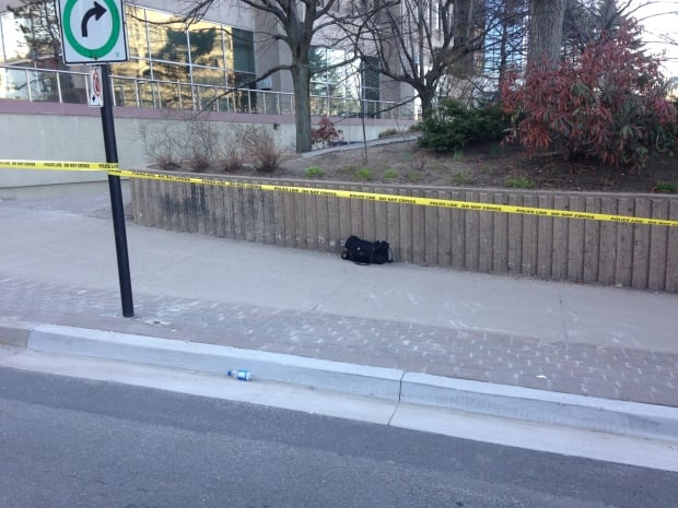 Halifax police say bag left in downtown area not ...