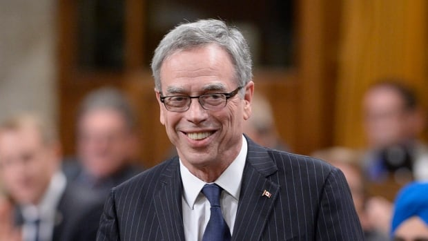 Finance Minister Joe Oliver introduced his budget on April 21, but the legislation to implement its measures - as well as other non-budget moves - was introduced Thursday in the House of Commons.