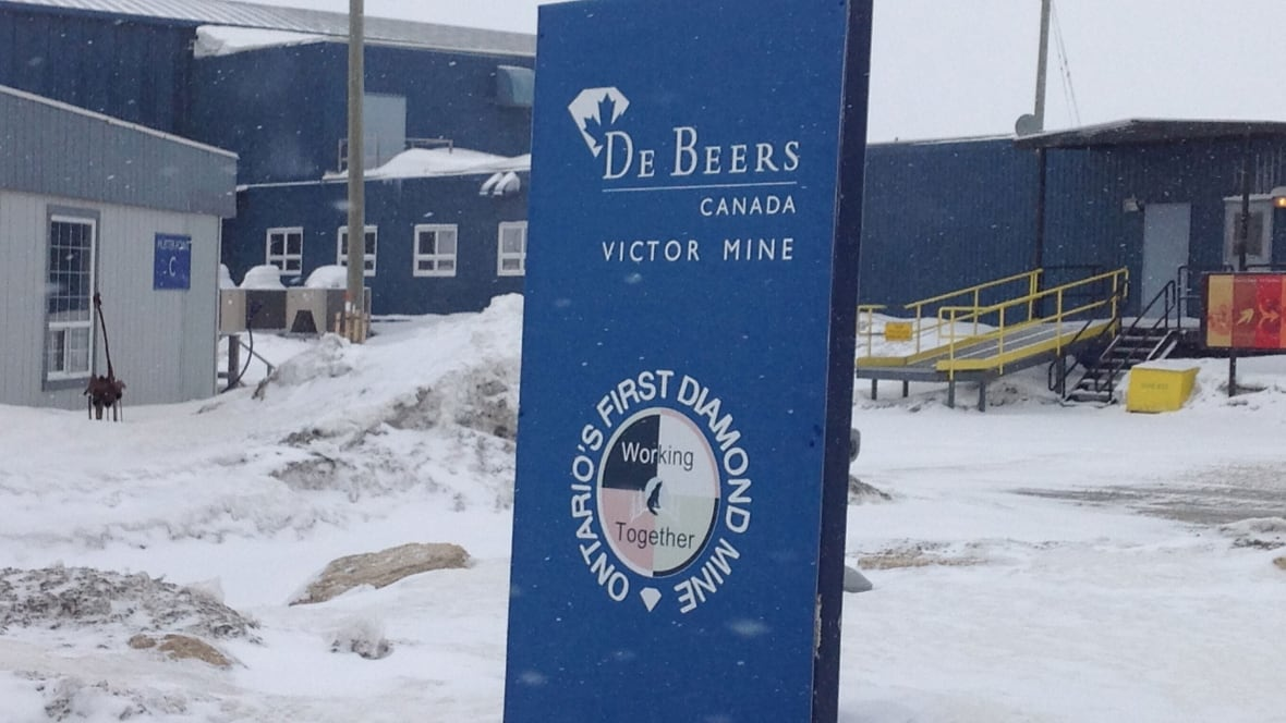 victor diamond mine De beers victor diamond mine in the james bay lowlands in northern ontario an environmental group's investigation says it has discovered serious concerns about.