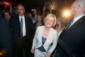 Alberta election 20150505