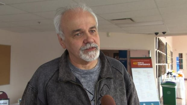 Carmacks mayor Lee Bodie says water is the number one concern for his community