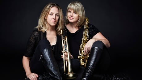 Ingrid and Christine Jensen