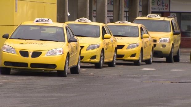 Jiffy cabs taxi St. John's Newfoundland
