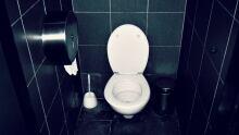 Toilet bathroom design