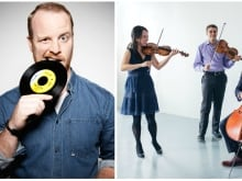 Skratch Bastid and The Afiara Quartet