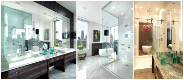 Glam Bathrooms Glam Design