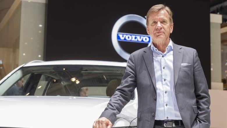Volvo To Build 500m Car Plant In South Carolina Cbc News