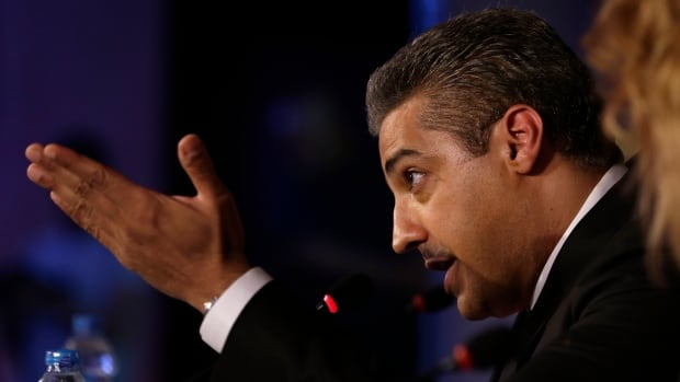 Al-Jazeera English's former acting bureau chief, Canadian journalist Mohamed Fahmy said on Monday he has filed a lawsuit in Canada against the Al-Jazeera network, accusing the Qatari network of endangering him and his colleagues.