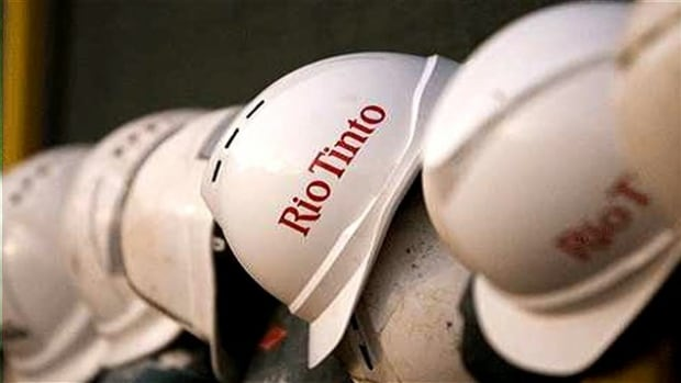Rio Tinto's Havre-Saint-Pierre, Que., mine is laying off 100 workers and put 250 on temporary layoff in October.