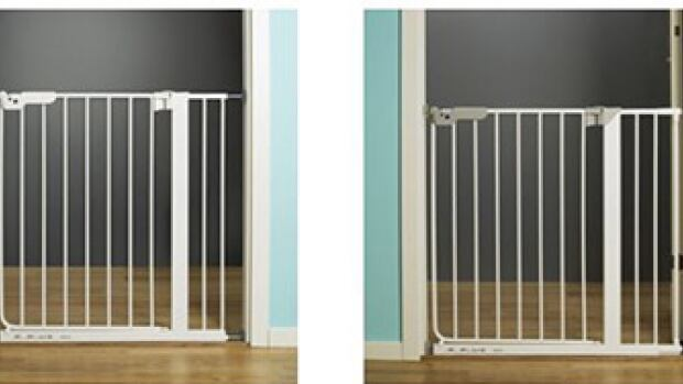 baby safety gate with cat door