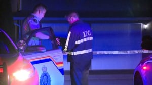 Burnaby RCMP officer cleared in shooting of man with knife