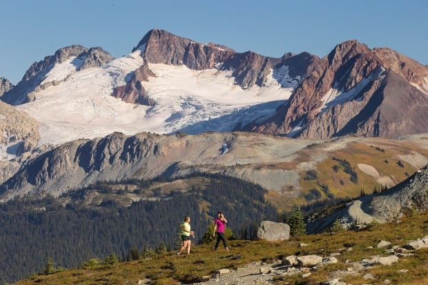 Whistler to create timed hiking trails
