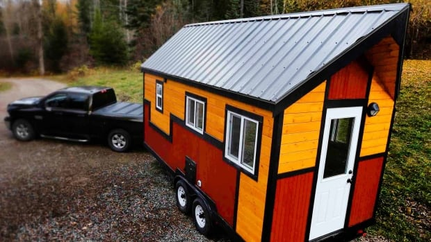 Micro Homes On Wheels Marketed To Young Families In Terrace, B.C.