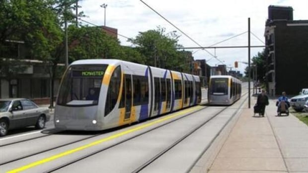 Metrolinx said it will look for ways to hire local people on the $1B LRT project planned for Hamilton.