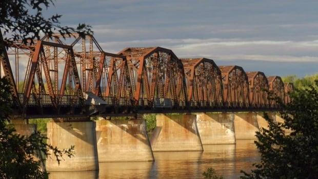 The Bill Thorpe walking bridge needs extensive renovations, according to city officials.