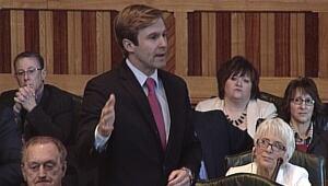 Premier Brian Gallant