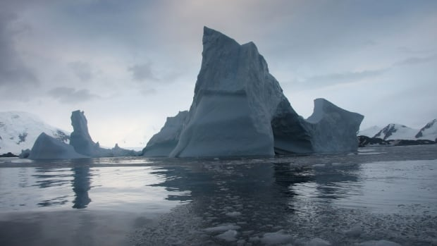 Antarctica's Larsen B Ice Shelf is likely to shatter into hundreds of icebergs before the end of the decade, according to a new NASA study.