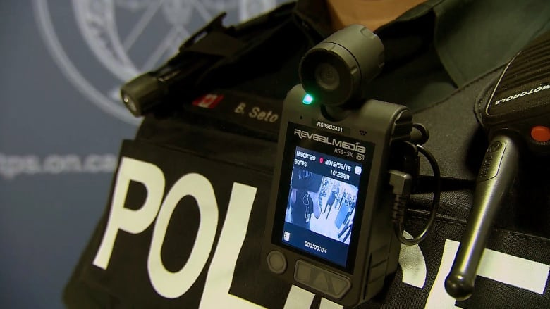 Toronto police want to deploy body-worn cameras service-wide