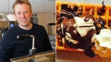 Buttermilk Fine Waffles, Sam Friley