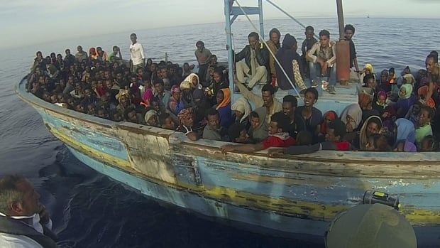 Nearly 2,000 migrants have died this year alone trying to get across the Mediterranean Sea to Europe.