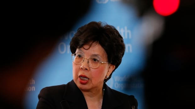 'I do not ever again want to see this Organization faced with a situation it is not prepared, staffed, funded, or administratively set up to manage,' World Health Organisation Director-General Margaret Chan said Monday.