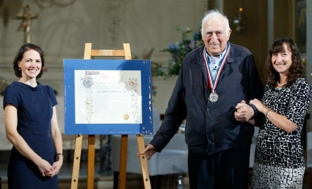 Jean Vanier Templeton Prize