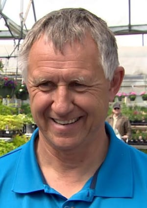 Rick Van Duyvendyk at Dutch Growers Garden Centre
