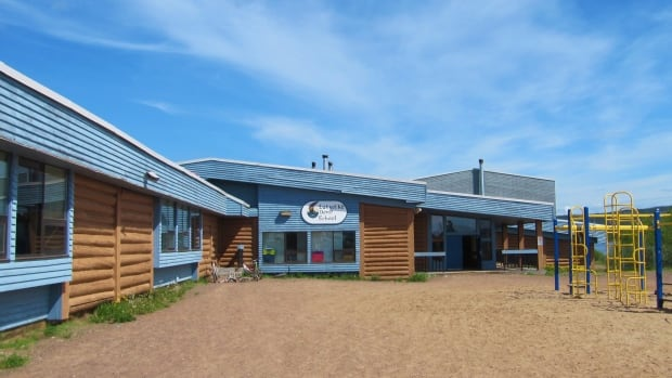 For the first time in its history, Lutsel K'e Dene School will graduate two students from Grade 12. The school expanded to include Grades 11 and 12 in 2011.