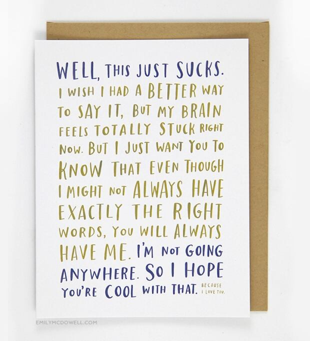 Empathy card 5