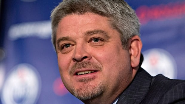 Todd McLellan named 14th head coach in Oilers history ...