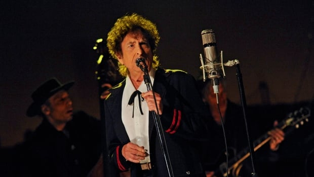 Bob Dylan was the last musical guest on The Late Show with David Letterman, on May 19, 2015.