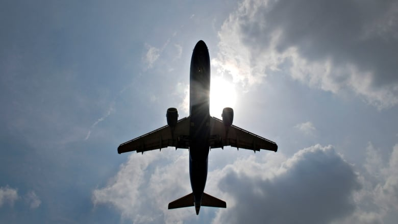 Senate air travel