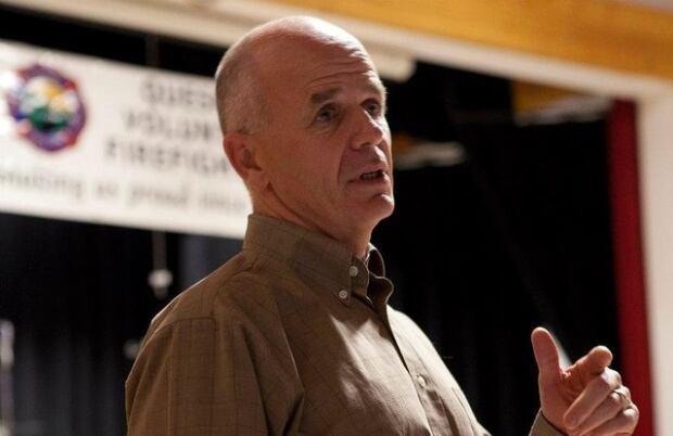 Bob Simpson Mayor of Quesnel