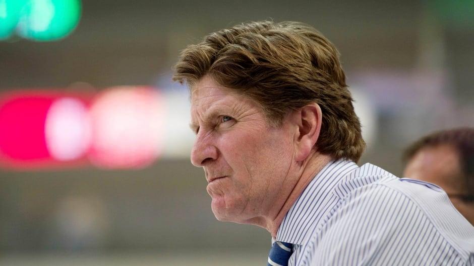 bcfdc9e7bf0 Mike Babcock s Maple Leafs salary puts him in rare company