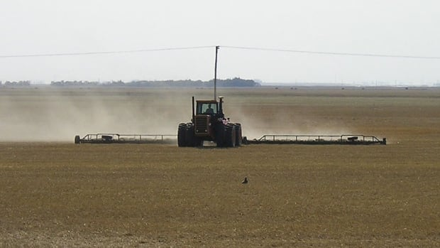 The Weather Network predicts a dry spring for Canada's largest farming regions.