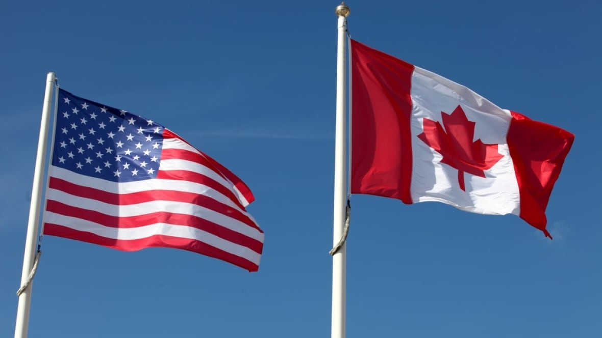 US Election Renews Promises Of Americans Moving North British - New map of canada after us election