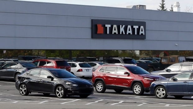 "Several lawsuits claim Japan-based Takata Corp. and its U.S. subsidiary negligently designed and manufactured ""life-threatening and dangerous"" bag inflators that were installed in millions of vehicles."