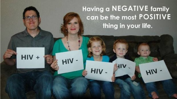 Arizona man shares his story as an HIV-positive man with an HIV-negative family
