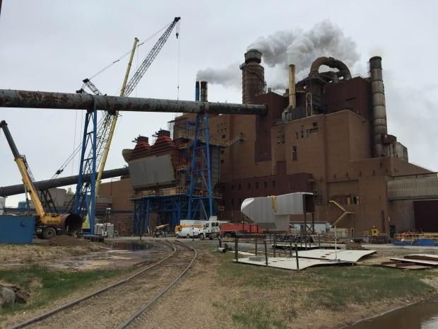 Northern Pulp mills