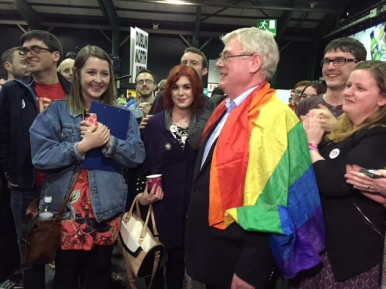 ireland vote for same sex marriage in Ontario