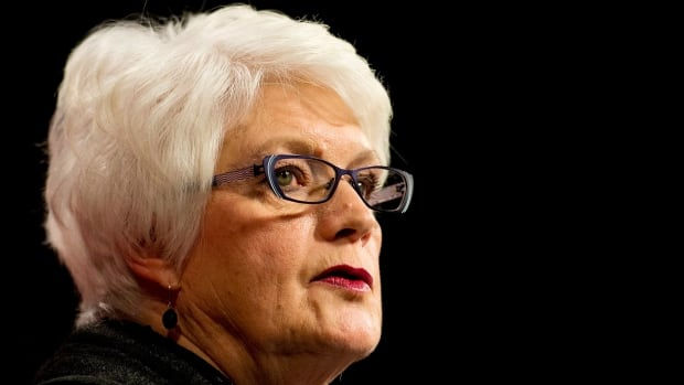 Ontario Minister of Education Liz Sandals.