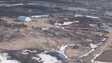 Tundra Mine NWT