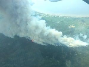 wabasca - wildfire